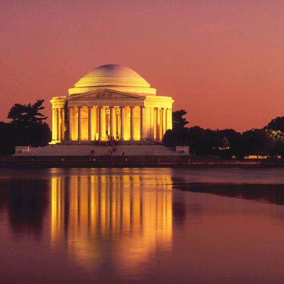 Washington offers a host of hotels within 10 minutes of its monuments.