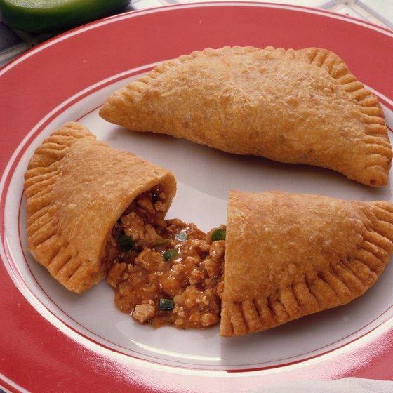 Natchitoches meat pies are a regional favorite.
