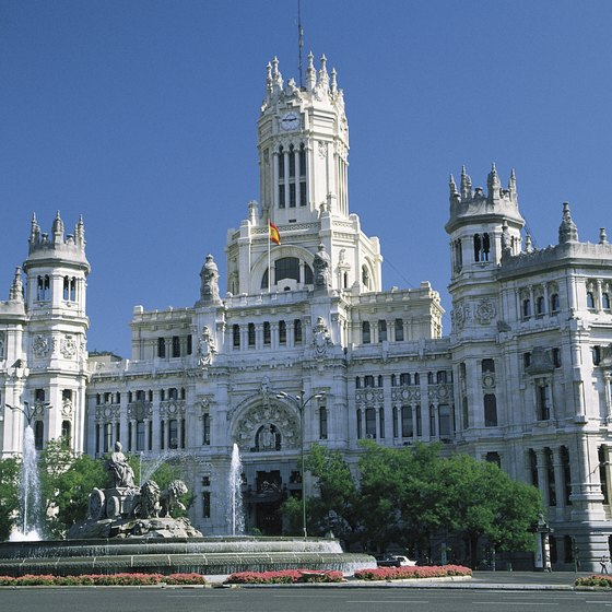The Royal Palace can be toured or simply admired from the outside.