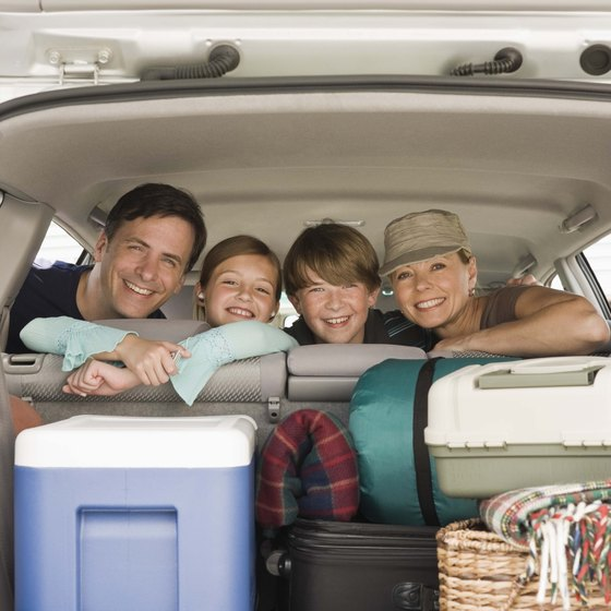 Pack the car for a road trip and head out to a Southeast city for family fun.