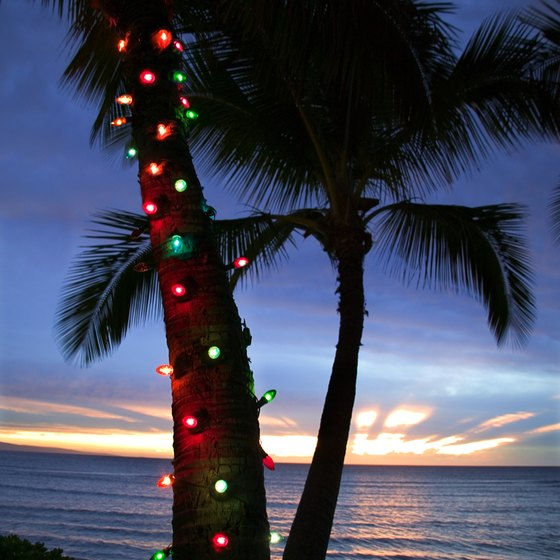 Christmas is one of the most beautiful times to travel to Hawaii, and the most expensive.