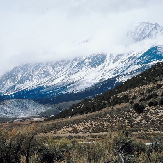 Independence is located in California's eastern Sierra Nevada.