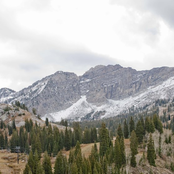Salt Lake City offers hiking, skiing and biking opportunities.