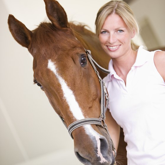 Horseback riding during your spa getaway adds therapy of a different sort.