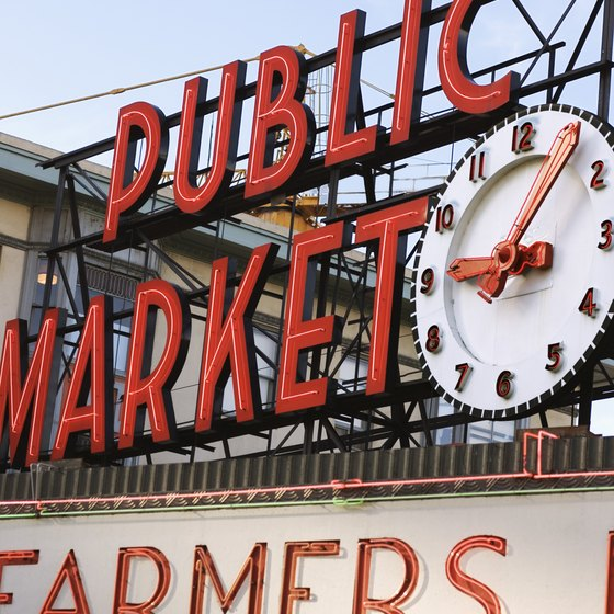 Explore the history of Seattle's Pike Place Market with a walking and tasting tour.
