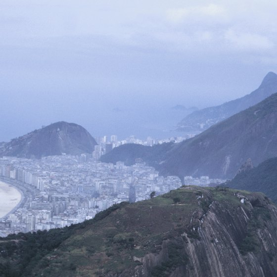 Rio de Janeiro's dramatic setting makes it a must-see city on any tour of Brazil.
