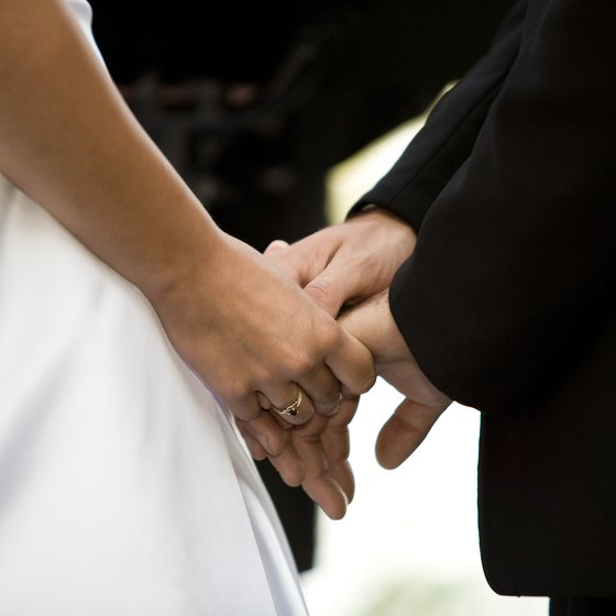 Many couples decide to get married in Gatlinburg, Tenn.