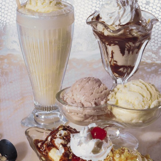 Enjoy ice cream in all forms at Utica's ice cream festival.