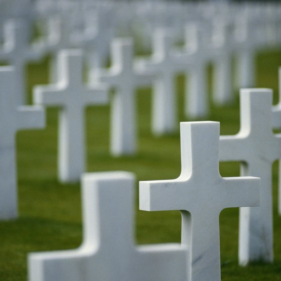 Tours pay homage to the American sacrifice during World War II.