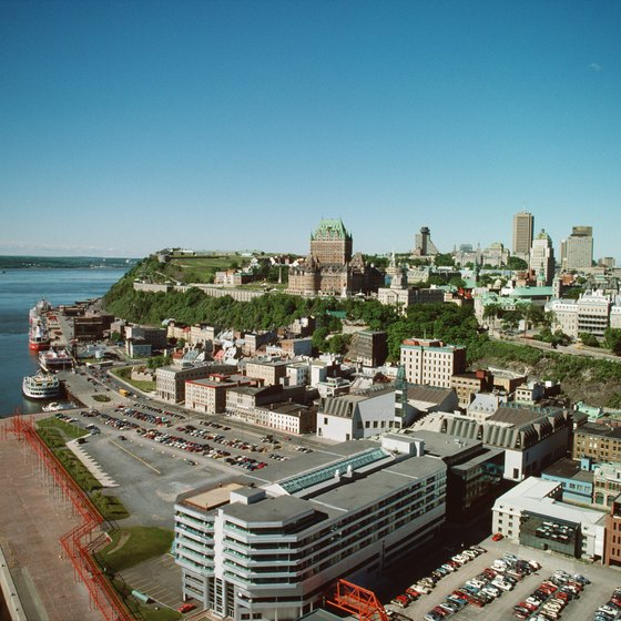 Quebec City provides a range of attractions for its youngest visitors.