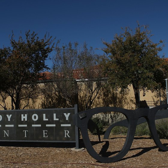 The Buddy Holly Center in Lubbock is one of the must-see attractions in Northwest Lubbock.