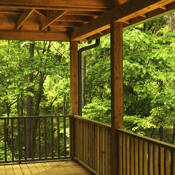 Nature enthusiasts are drawn to Roslyn's tasteful selection of vacation cabins.