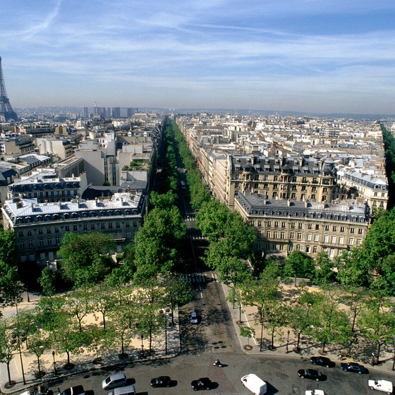 Whether tourists are interested in history, culture or religion, France offers something for everyone.