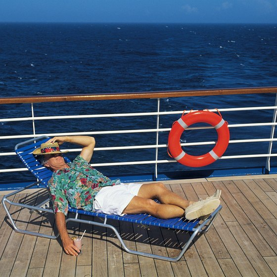 Middle-aged singles can cruise solo or join other singles on a hosted cruise.