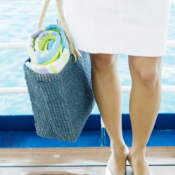 Cruise wear should straddle the line between fashionable and functional.