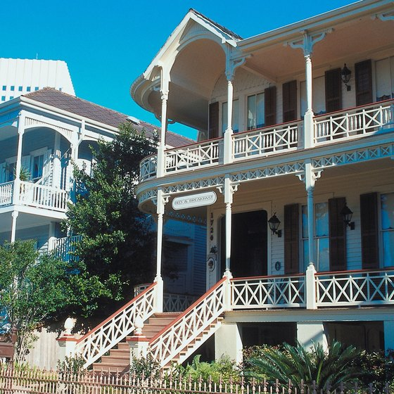Both the cruise lines and Galveston's historic homes are considered major tourist attractions.