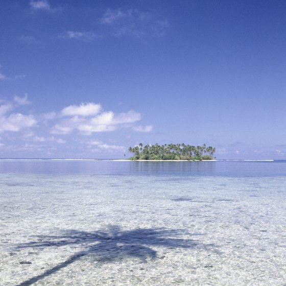 From sailing to fishing, and everything in between, Tahiti is a Mecca for adventures on the water.