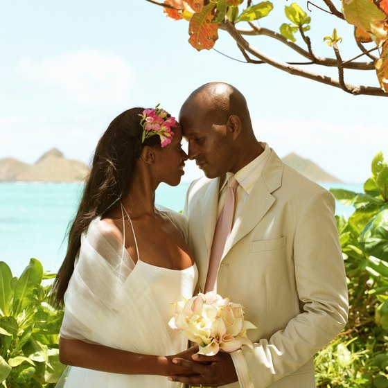 "Scores of couples say ""I do"" in Hawaii every year."