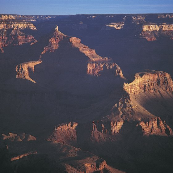 "The Grand Canyon regularly tops ""best of"" lists of U.S. destinations."