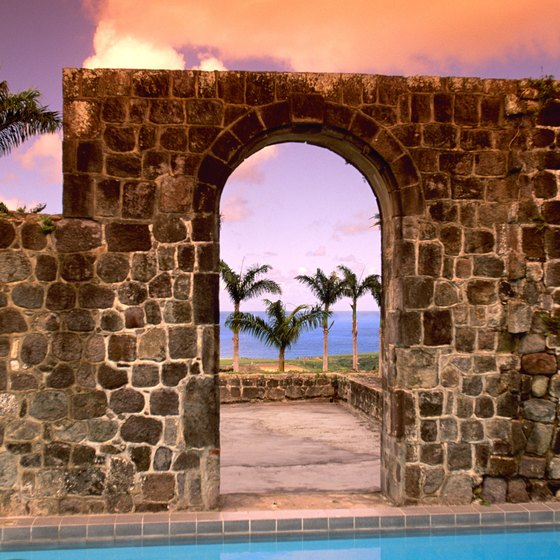St. Kitts is one of a number of nonstop destinations served from New York City airports.