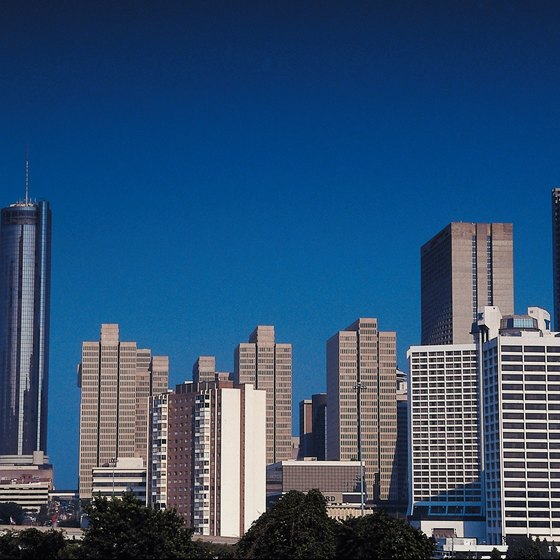 Explore The Sights Of Downtown Atlanta During Your Long Term Visit