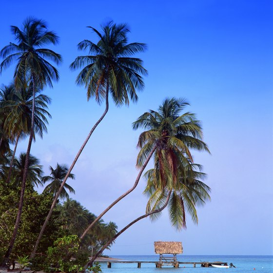 The Republic of Trinidad and Tobago has many beautiful beaches to choose from.
