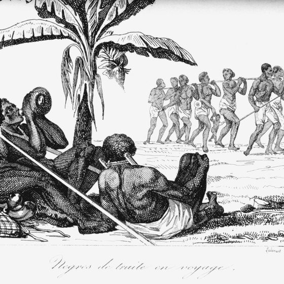Europeans took millions of West Africans away as slaves in the past.