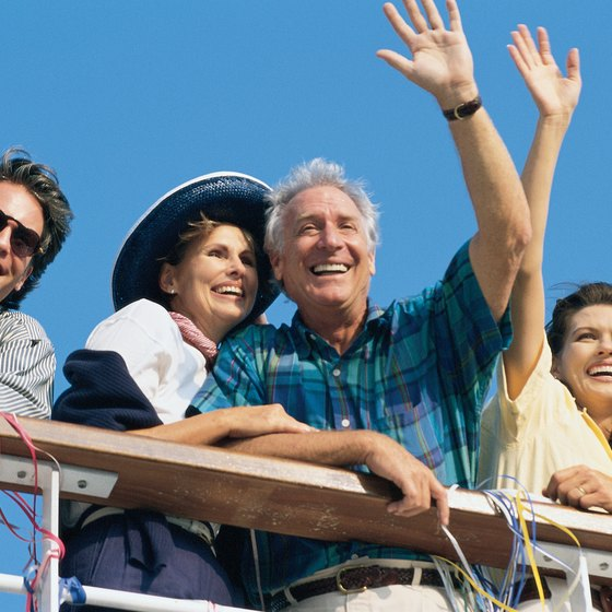 Different cruise lines have different access for mobile phones and the Internet, so check with your cruise line before you embark.