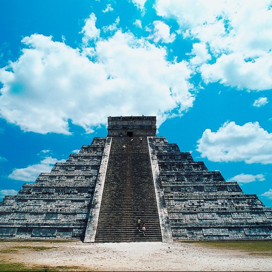 Best Places In Mexico To See Ruins: Merida, Mexico Attractions