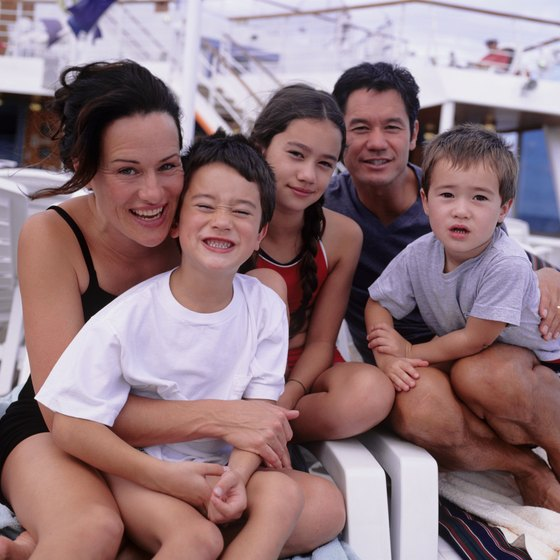 Royal Caribbean offers a number of discounts for children.