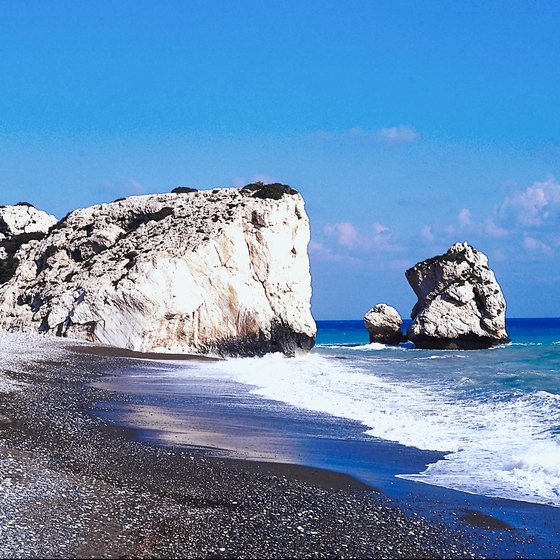 Cyprus' rocky and sandy beaches offer multiple snorkeling opportunities.