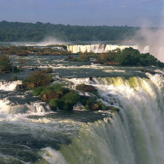 Iguazu Falls is one of Northern Argentina's must-see attractions.