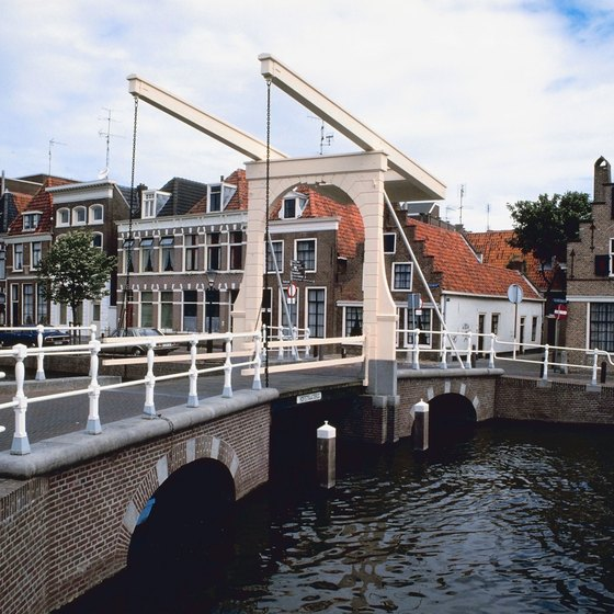 Be sure to explore the canals of Utrecht during your trip.