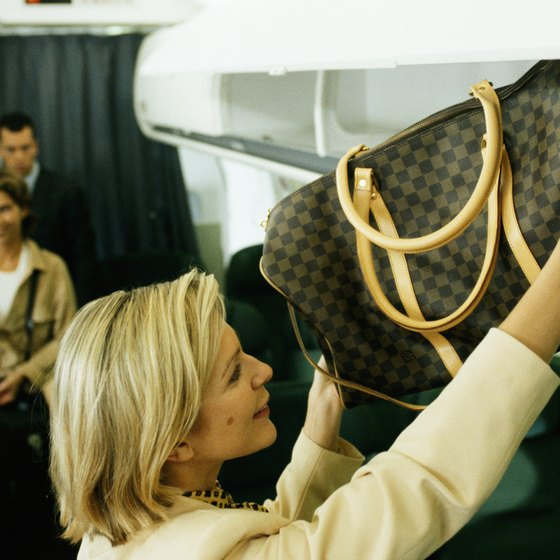 Airlines have varying luggage restrictions.