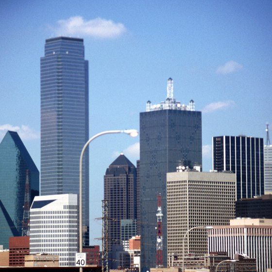 Dallas is the ninth-largest city in the U.S.