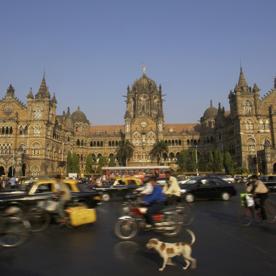 Mumbai is one of India's top city destinations.