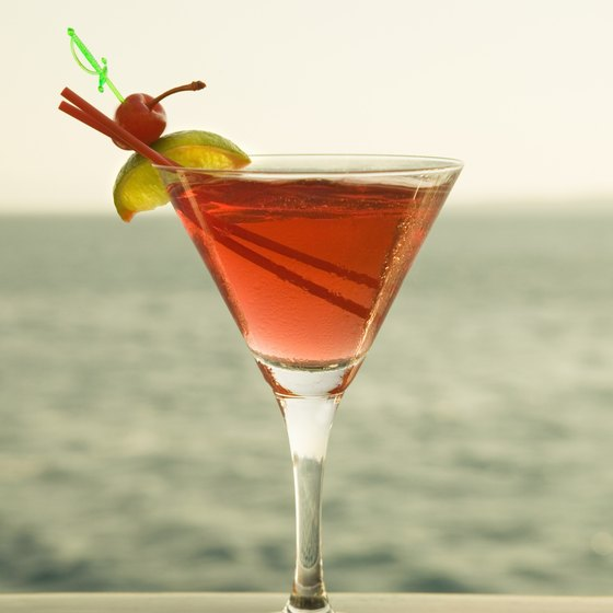The cost of cocktails can add up quickly on a cruise.
