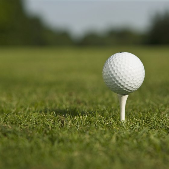 Moultrie offers public and private golf courses.
