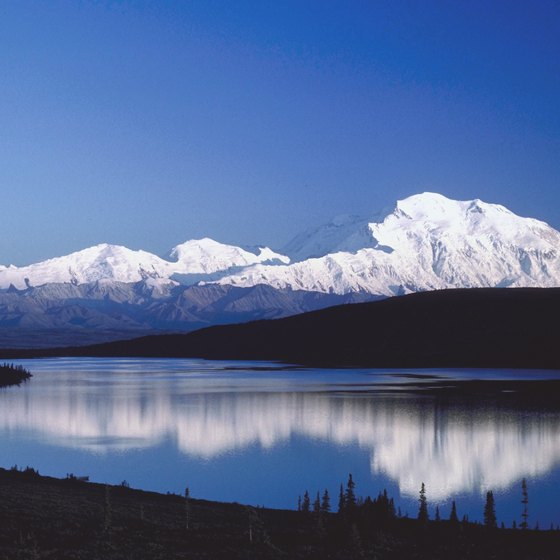 The Seven Biggest Mountains In The US USA Today - United states mountains