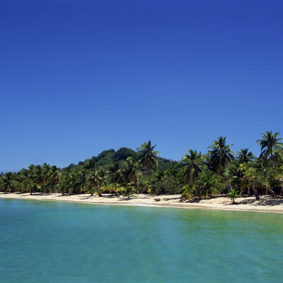 Honduras' Roatan Island, now famous for its beaches, once sheltered Caribbean pirates.
