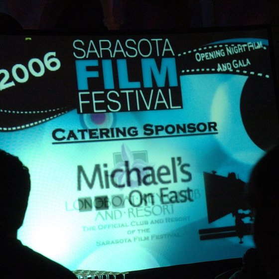 The stars come out for Sarasota's Film Festival, just one reason to visit southwest Florida.