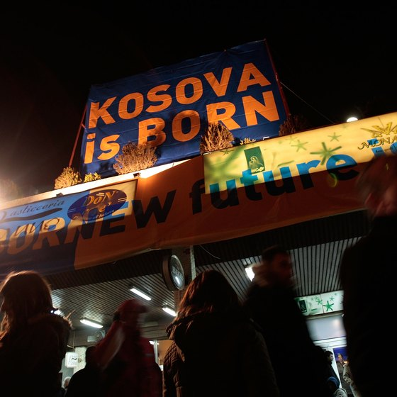 Kosovo declared independence from Serbia in 2008.