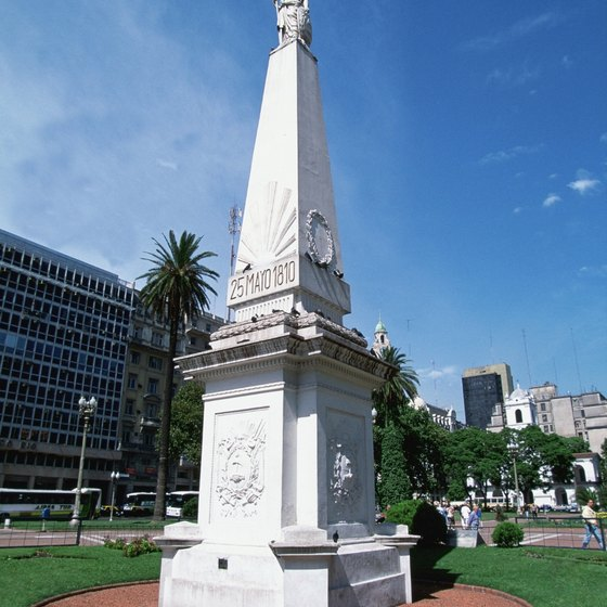 Historical sites in buenos aires argentina usa today for Historical sites in the usa