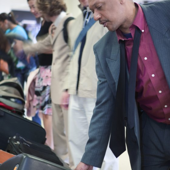 Extra-large or heavy checked luggage will cost you more on most airlines.