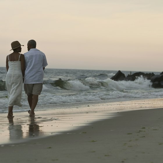 Vacationing as a couple strengthens your bond.