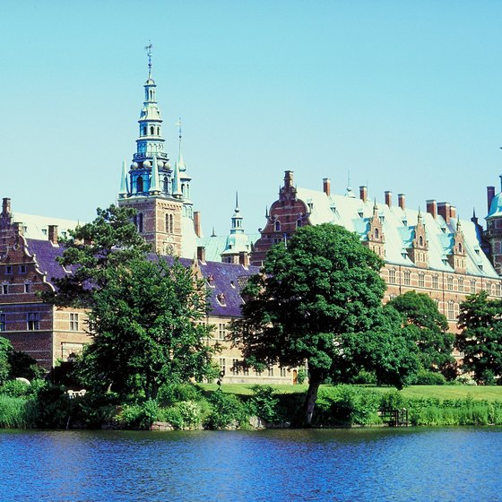 Travelers will enjoy the baroque beauty of Frederiksborg Castle while visiting Hillerod.