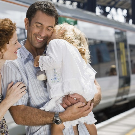 Whether you bring along your family or not, traveling Europe by train is a comfortable, convenient option.