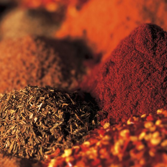 Kerala and Goa are both known for their spice production.