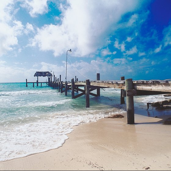 The ports of Nassau and Freeport, Bahamas, offer several shore excursions.