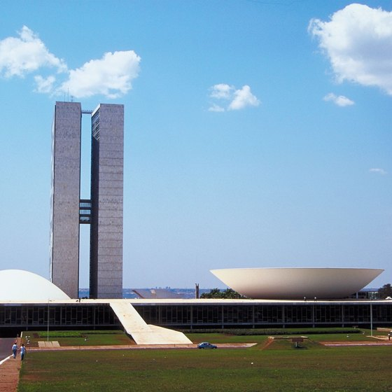 Brasilia's modernist architecture has led to the city being designated a UNESCO World Heritage Site.